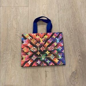 XS Louis Vuitton shopping bag